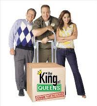 king of queens poster