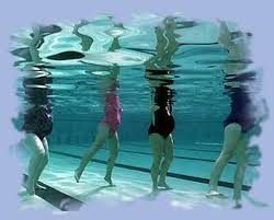ginnastica in acqua