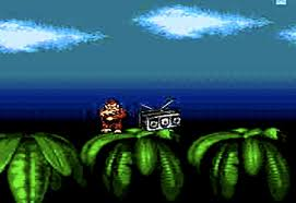 donkey kong country nes