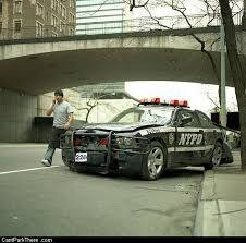 new nypd cars