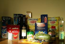 alimenti italiani