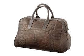crocodile skin bags