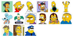 avatars simpsons