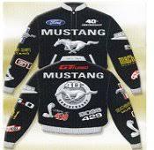 mustang jackets