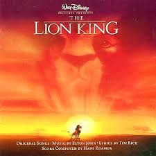 Elton John - The Lion King