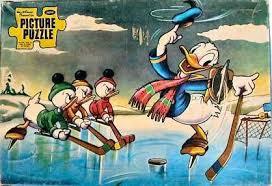 duck cartoon character