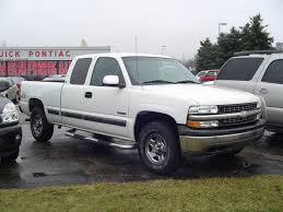 2001 chevy truck