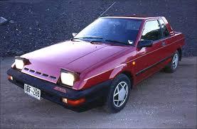 1984 nissan pulsar