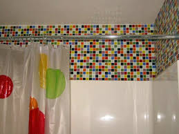 colored glass tile