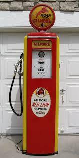 gasoline pump price