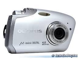 olympus mini digital camera
