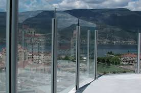 rail glass