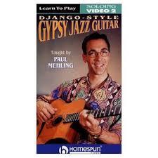 gipsy jazz guitar