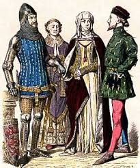 middle ages costumes