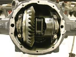 gm rear differential