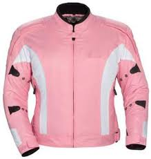 pink motorcycle jackets