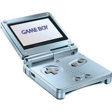 gameboy sp advanced