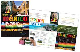 mexican brochures