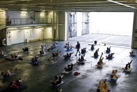 hangar aviation