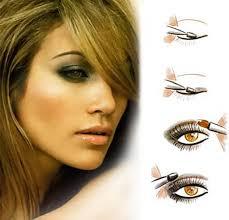 make up smokey eyes