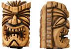 hawaiian totem pole