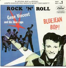 gene vincent blue jean bop