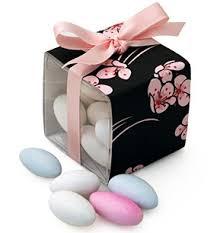 cherry blossom wedding favor