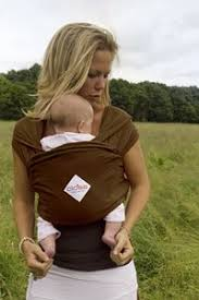 close baby carrier