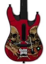 guitar hero metallica faceplates