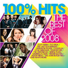 100 hits of 2008