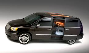 chrysler town and country 2007
