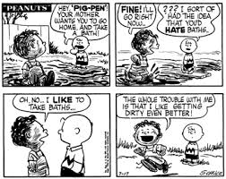 charlie brown pigpen