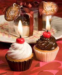 cupcakes favors