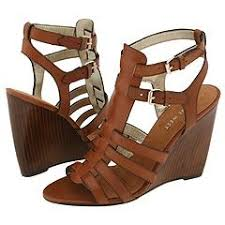 nine west gladiator wedge