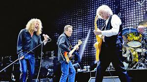 led zeppelin reunion concert