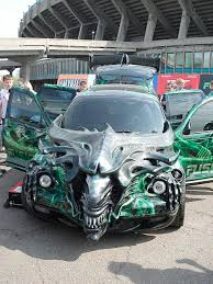 car dragon