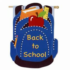 back to school flags