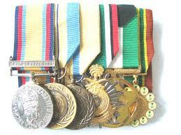 gulf war medals