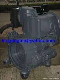 1 cylinder engine