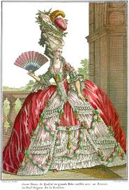 fashion in 1750
