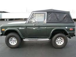 1977 bronco for sale