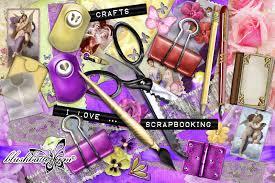 crafty clipart
