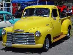 1951 chevrolet pick up