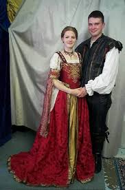 costumes from romeo and juliet