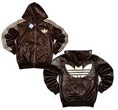 adidas leather jackets
