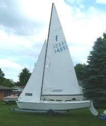 lightning sailboats