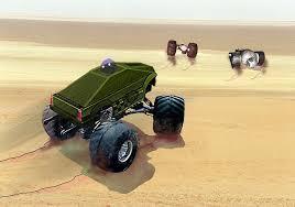 desert vehicles