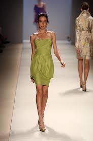 lauren conrad lime green dress