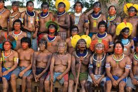 kayapo indians