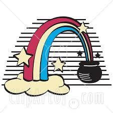 rainbows clipart
